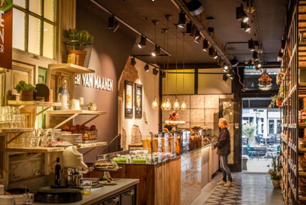 Bakery Van Maanen storytelling geluk