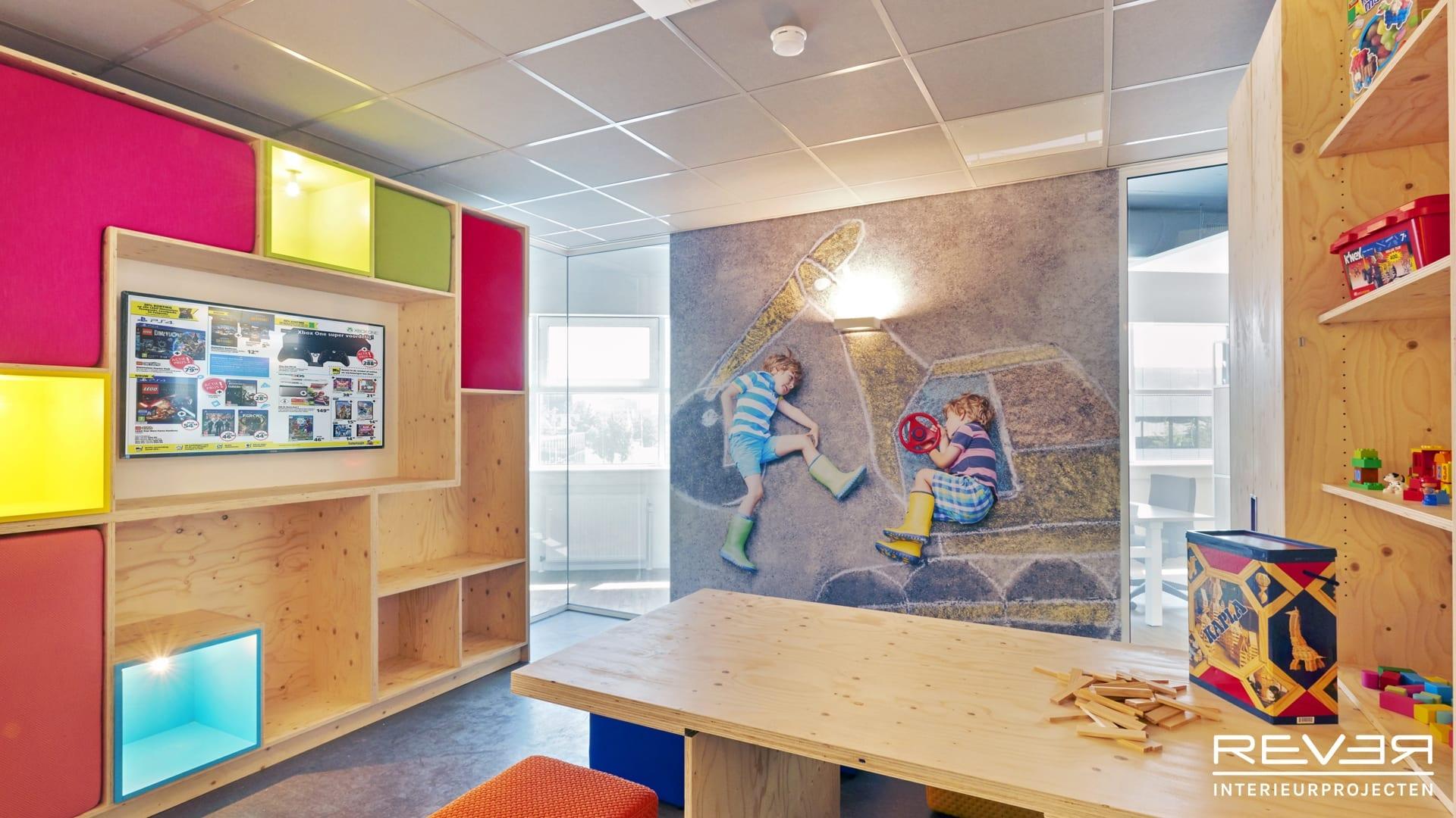 Spelen bij Intertoys – Hoe een kantoor bijdraagt aan werkgeluk