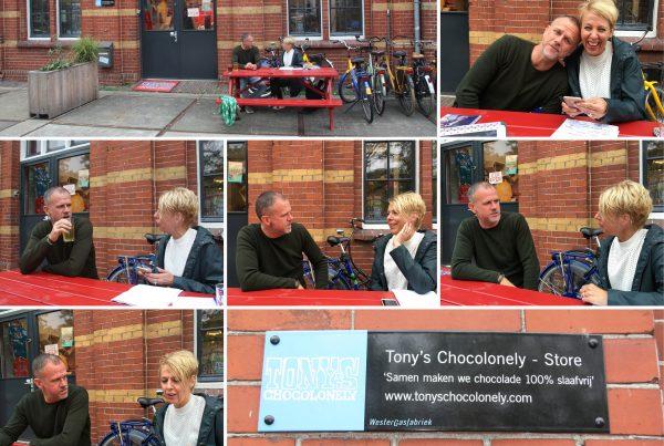 In gesprek met Ynzo van Zanten over werkpret Tony's Chocolonely