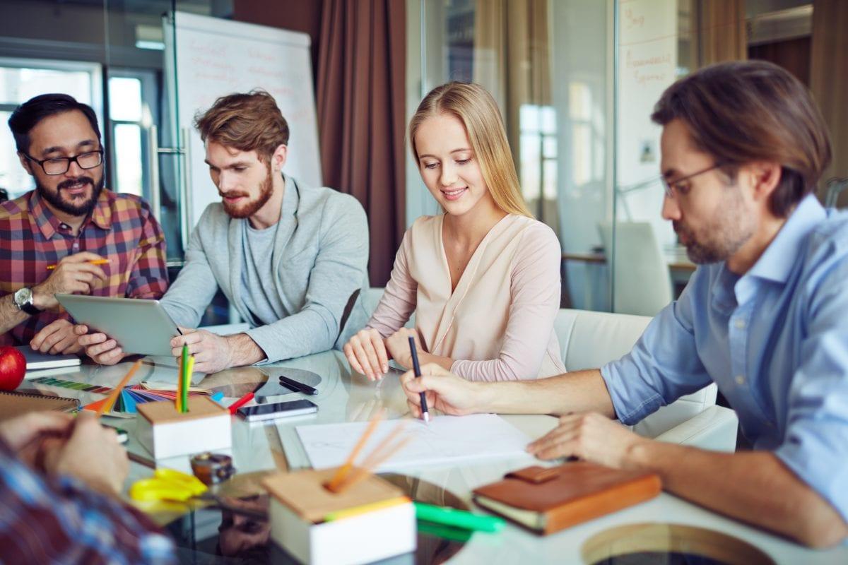 Creëer een positieve teamcultuur