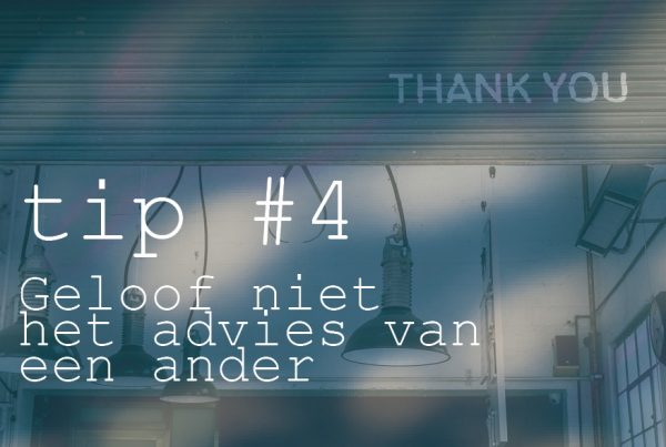 tip thank you dank je