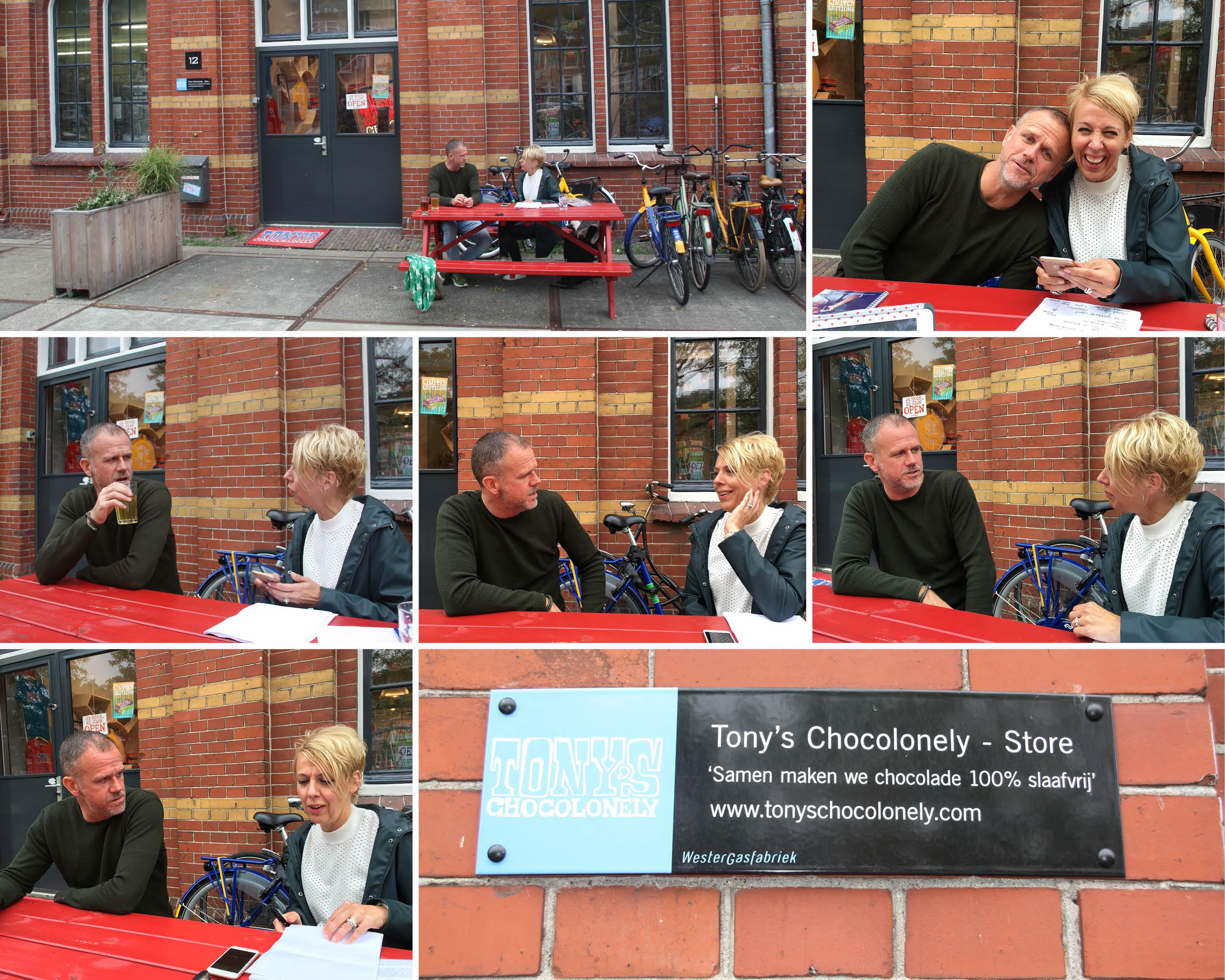 Werkpret bij Tony's Chocolonely- ambitie om de leukste werkgever van Nederland te worden