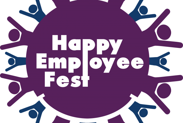 Logo Happy Employee Fest HR Academy