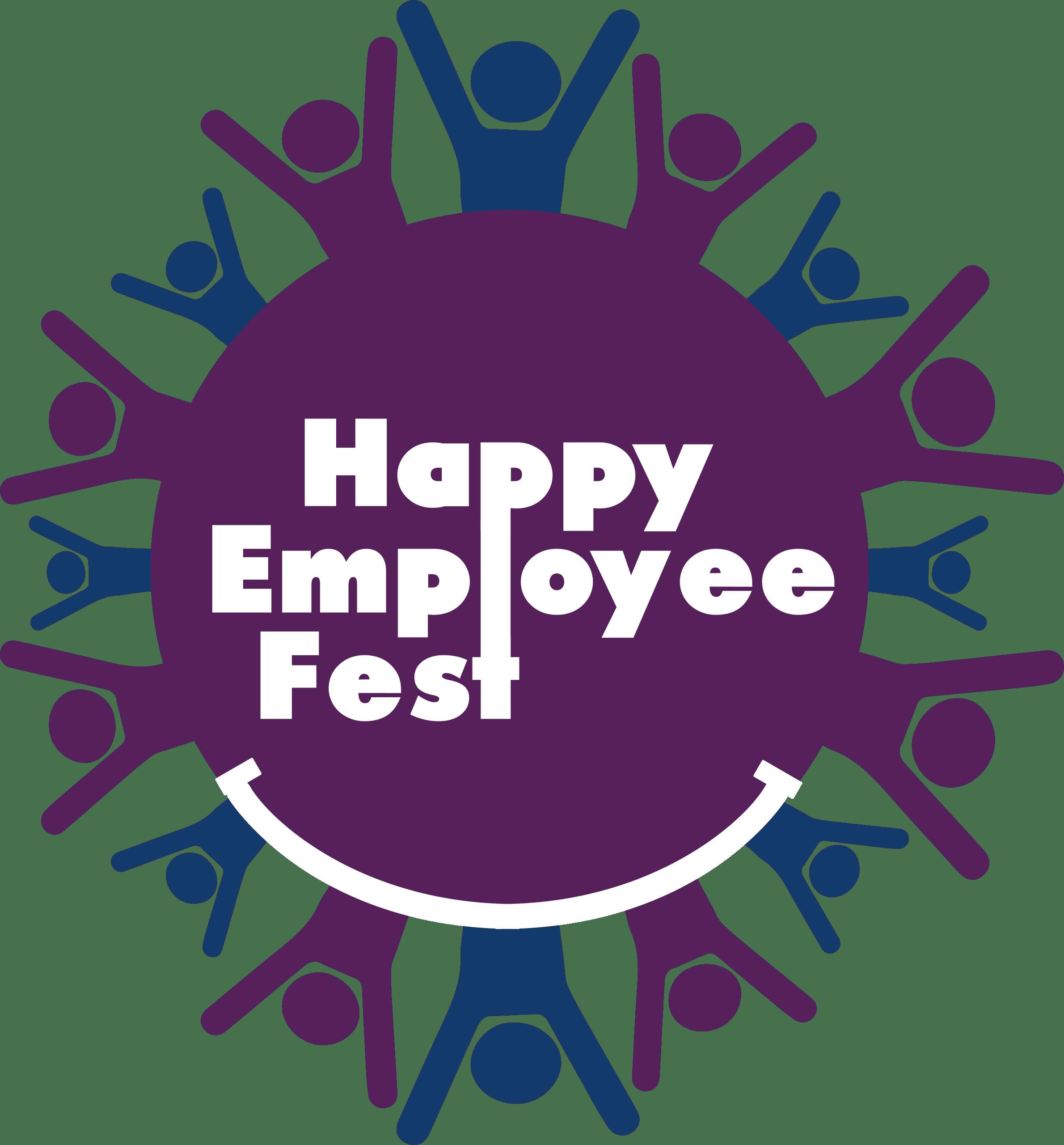 Logo Happy Employee Fest HR Academy