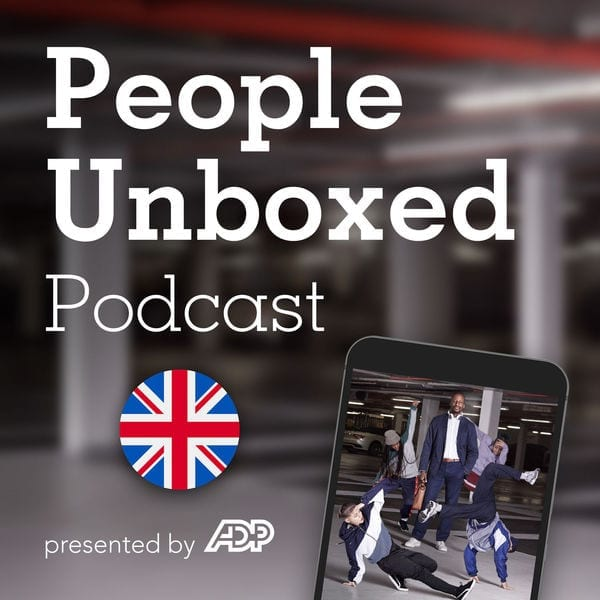 Happy Office in podcasts People Unboxed van ADP