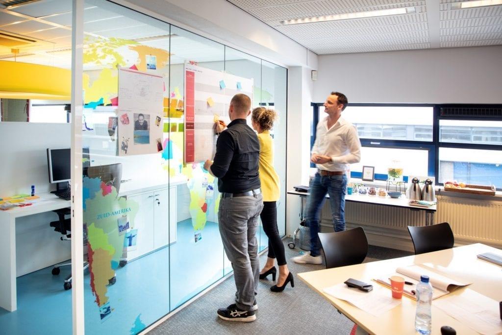 Masterclass: Fijne werkplekken, florerende medewerkers