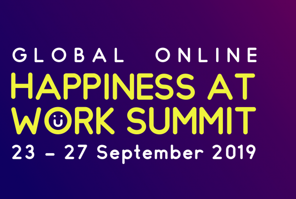 online summit happiness at work