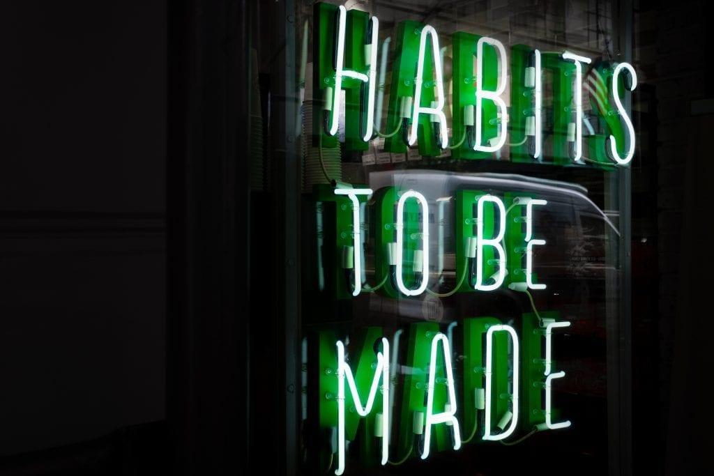 gewoontes voor meer veerkracht