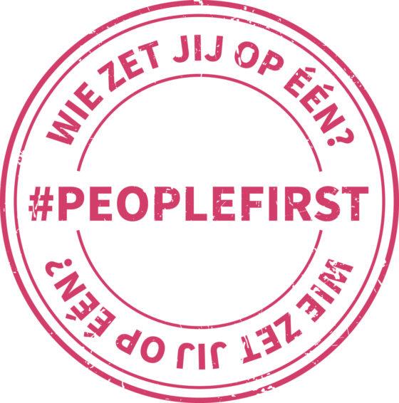 Wie zet jij op 1 people first