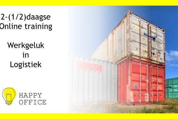 Werkgeluk in de logistiek training