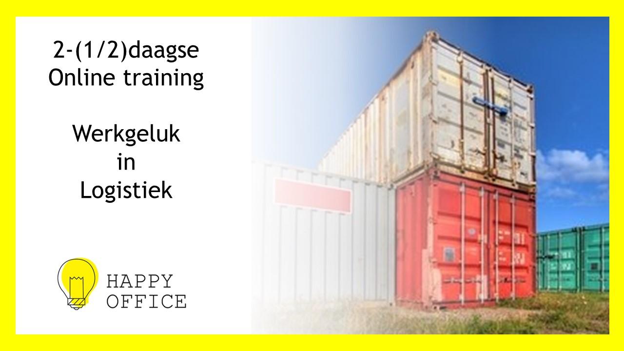 Werkgeluk in de logistiek