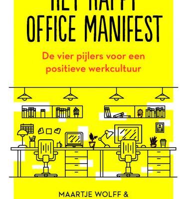 Boek het Happy Office Manifest en corona